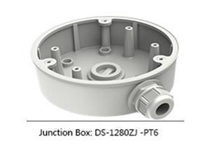 Hikvision Junction Box DS-1280ZJ -PT6 for network PTZ camera DS-2DE3304W-DE