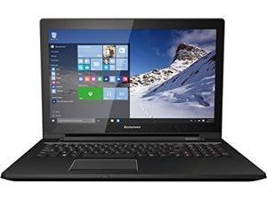 "LENOVO G50 80E301Y7US 15.6"" Laptop ( AMD E1-6010 processor, z4GB Memory, 500GB Hard Drive, DVD-RW, Webcam, Windows 10,  Black)"