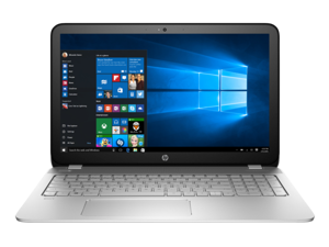 "HP ENVY 15t-Q400 Slim Quad Laptop (15.6"" HD BrightView WLED, Intel i7-6700HQ processor, Intel HD Graphics 530, 8 GB DDR3L, 1TB HDD, Backlit Keyboard, No Optical Drive, Windows 10)"