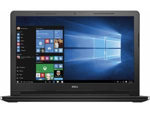 "Dell Inspiron i3558-5500BLK 15.6"" Laptop (Core i3-5015U 2.1Ghz, 4GB Memory, 1TB Hard Drive, Windows 10, Black)"