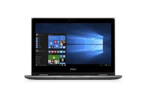 "Dell Inspiron i5378-2885GRY 13.3"" FHD 2-in-1 Laptop (7th Generation Intel Core i5, 8GB RAM, 1TB HDD) Microsoft Signature Edition"