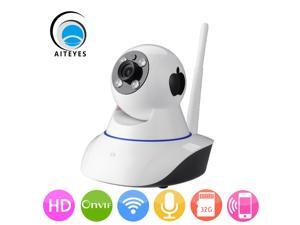 AIteyes Smart IP Camera Wifi Indoor 720P HD Baby Monitor Home Protection Mobile Remote Control Wireless Security Camera