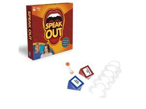 Hottest Family Catch Phrase Games Speak Out Game Best Selling Board Game Interesting Party Game