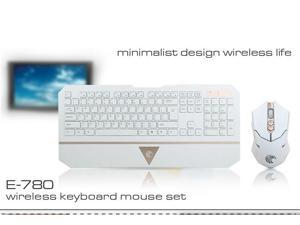 LED Backlights Keyboard and mouse set backlit gaming keyboard and mouse set wireless Waterproofed mouse and keyboard kit