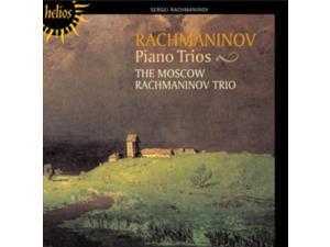 Rachmaninov: Piano Trios [The Moscow Rachmaninov Trio] [Hyperion: CDH55431]