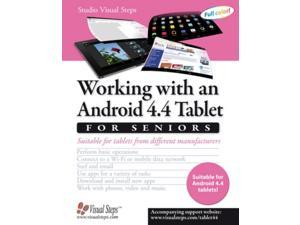 Working with an Android 4.4 Tablet for Seniors (Studio Visual Steps) (Paperback)