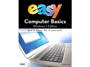 Easy Computer Basics, Windows 7 Edition (Paperback)