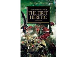The First Heretic (The Horus Heresy) (Mass Market Paperback)