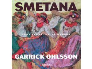 Smetana:Czech Dances  [Garrick Ohlsson] [Hyperion: CDA68062]