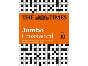 The Times 2 Jumbo Crossword Book 10 (Times Mind Games) (Paperback)