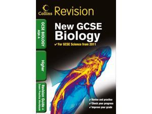 GCSE Biology AQA A: Revision Guide and Exam Practice Workbook (Collins GCSE Revision) (Paperback)