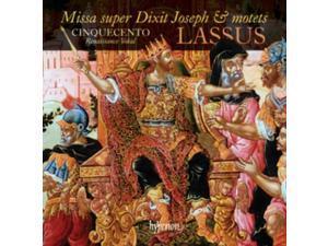 Lassus: Missa super Dixit Joseph & other works
