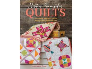 Sister Sampler Quilts Chany, Annemarie