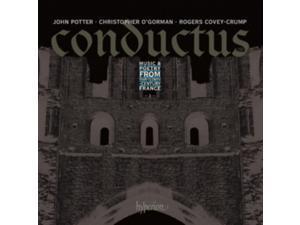 Conductus:Volume 3 [John Potter&#59; Christopher O'Gorman&#59; Roger Covey-Crump] [HYPERION: CDA68115]