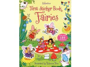 First Sticker Book: Fairies (First Sticker Books) (Usborne First Sticker Books) (Paperback)