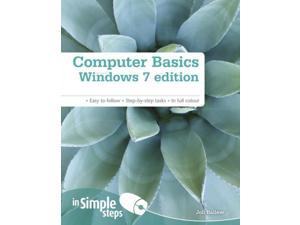 Computer Basics Windows 7 Edition in Simple Steps (Paperback)