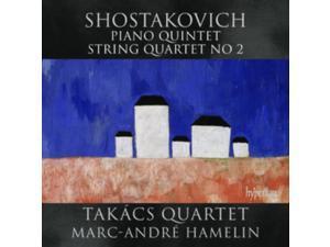 Shostakovich: Piano Quintet, String Quartet No.2