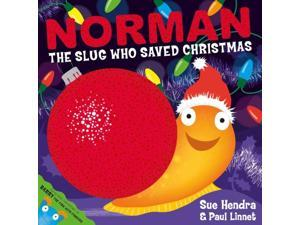 Norman the Slug Who Saved Christmas (Paperback)