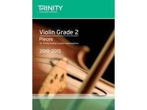 Violin Exam Pieces Grade 2 2010-2015 (score + Part) (Trinity Guildhall Violin Examination Pieces 2010-2015)(Trinity College London) (Sheet music)