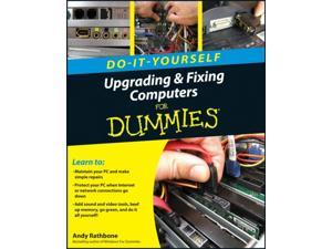 Upgrading and Fixing Computers Do-it-Yourself For Dummies (Paperback)