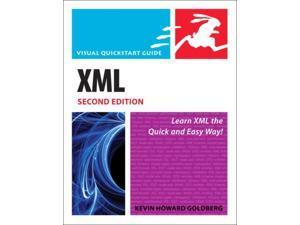 XML Visual Quickstart Guides 2 Goldberg, Kevin Howard