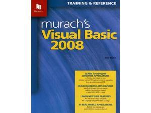 MURACH'S VISUAL BASIC 2008 (Murach: Training & Reference) (Paperback)