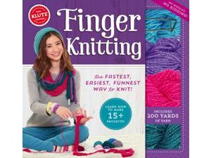 Finger Knitting Klutz, Inc. (Corporate Author)