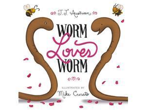 Worm Loves Worm Austrian, J. J./ Curato, Mike (Illustrator)