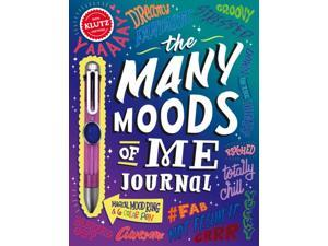 The Many Moods of Me Journal JOU PAP/TO Klutz, Inc. (Corporate Author)