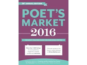 Poet's Market 2016 Poet's Market 29 PAP/PSC Brewer, Robert Lee (Editor)