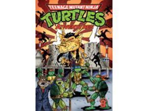 Teenage Mutant Ninja Turtles Adventures (Teenage Mutant Ninja Turtles)