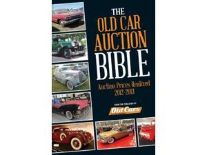 Old Car Auction Bible Earnest, Brian