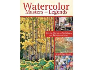 Watercolor Masters and Legends Stroud, Betsy Dillard