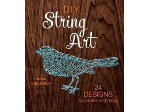 DIY String Art Dresbach, Jesse