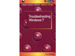 Troubleshooting Windows 7 (In Full Colour) (Paperback)