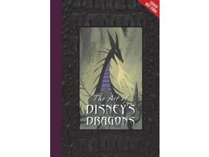 The Art of Disney's Dragons Disney Editions Deluxe Deluxe Bancroft, Tom