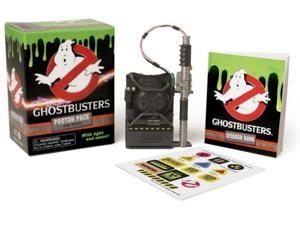 Ghostbusters Proton Pack and Wand TOY Running Press (Corporate Author)