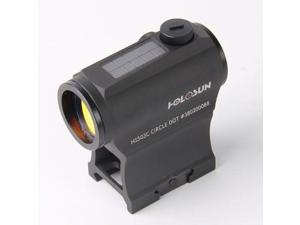 Holosun HS503C NV Compatible Micro Red Dot Sight w/ Circle - Dot Reticle