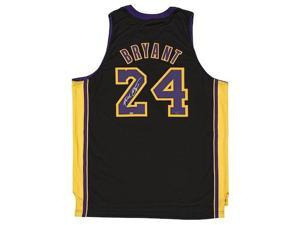 "KOBE BRYANT Hand Signed ""Hollywood Nights"" Jersey PANINI LE 50"