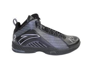 KEVIN GARNETT Signed Game-Issued ANTA KG3 Black Shoe Size 15 Single Steiner.