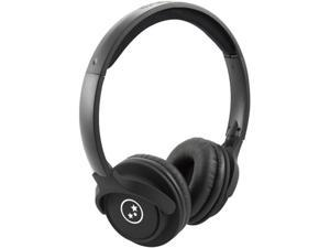 Able Planet Travelers' Choice Stereo Headphone Black Matte SH190BMM