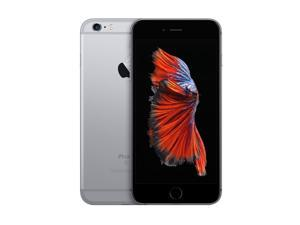 "Apple iPhone 6S Plus 64GB Space Gray 5.5"" 4G LTE Factory Unlocked GSM Smartphone"
