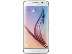Samsung Galaxy S6 edge 32GB AT&T White Pearl SM-G925AZWAATT