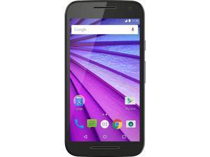Motorola Moto G 16GB Black International Single Sim  XT1541