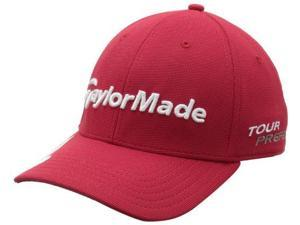 TaylorMade Men's Tour Radar Structured Hat Red