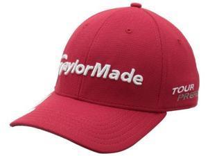 TaylorMade Men's Tour Radar Structured Hat Red