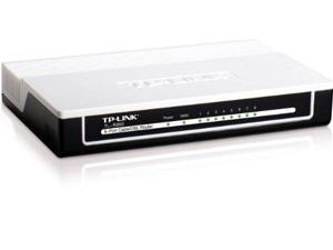 TP-LINK TL-R860 Advanced 8-Port Cable/DSL Router, 1 WAN Port, 8 LAN Ports