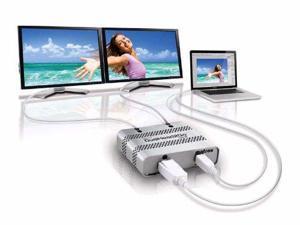 Matrox Dualhead2go Digital Mac