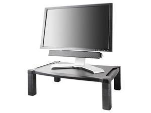Kantek Single Level Extra Wide Adjustable Monitor/Laptop Stand (MS500)