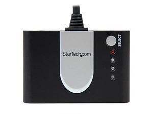 StarTech.com VS123HD 3 Port HDMI Auto Switch with IR Remote Control with Automatic 3-In-1 HDMI Switcher
